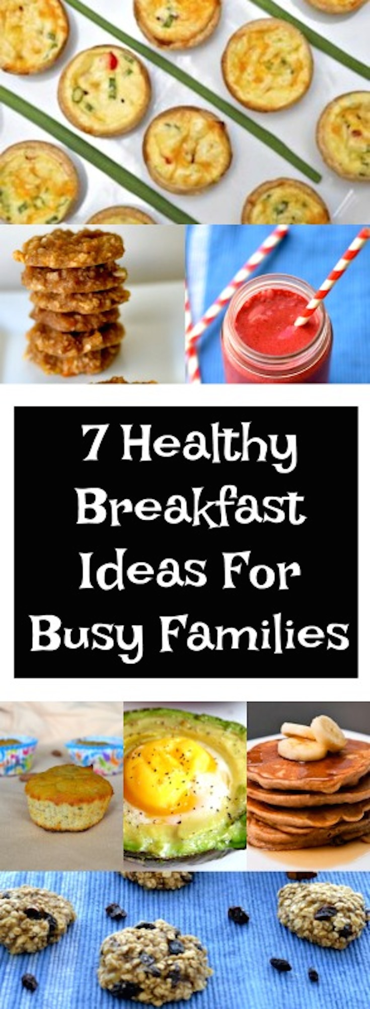 7 healthy breakfast ideas for busy families