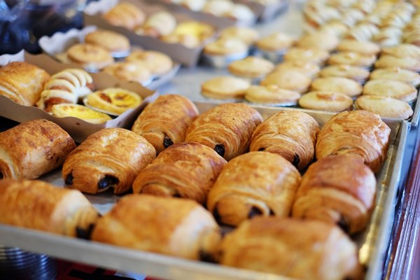 Breakfast Pastries worst breakfast foods