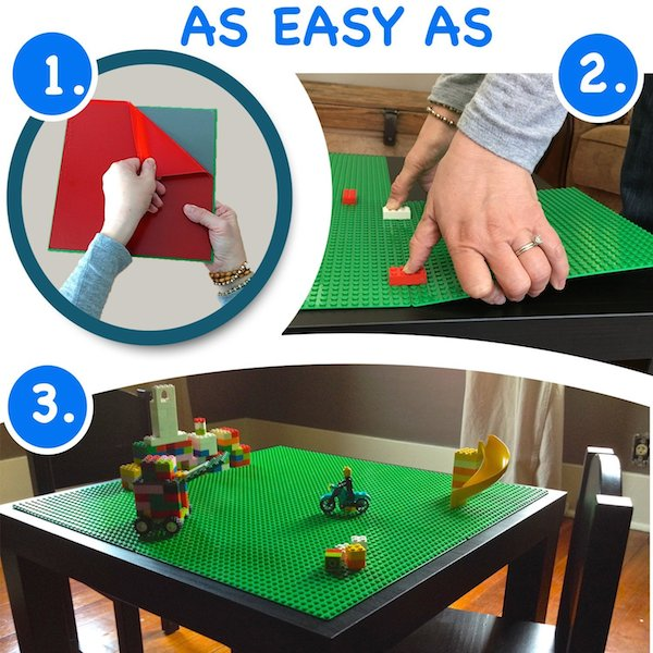 DIY Lego Table: The Most Creative Toy For Many Years Of Fun