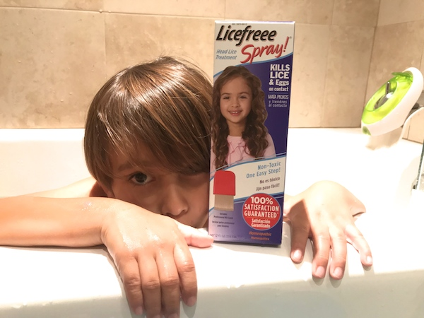 Finally A Safe And Effective Head Lice Treatment With Licefreee