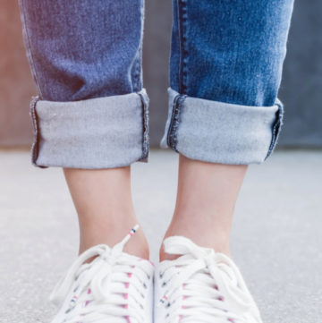 If you still wear shoes inside your home, prepare to be grossed out! Once you see what you're trekking in, you'll make everyone take them off before stepping a foot past your foyer!