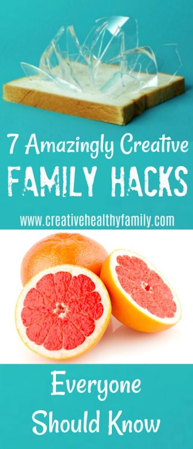 amazingly creative family life hacks
