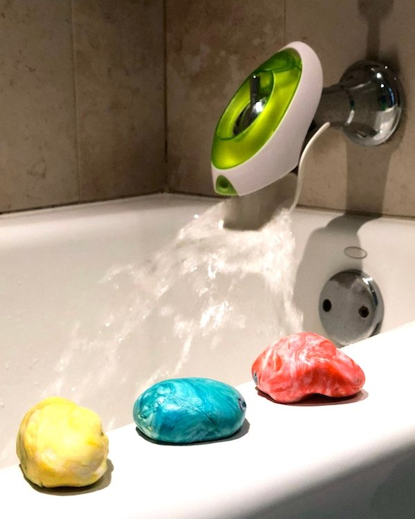 Play Dough Bath Soap
