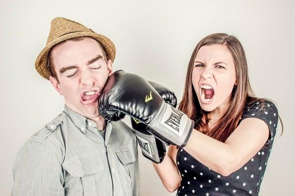 husbands stress out women