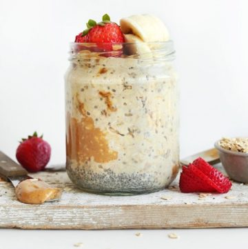 5 Minute Healthy Overnight Oats Breakfast Recipes