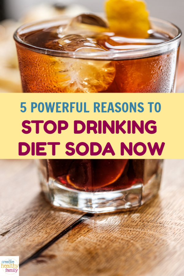 It is always a wise idea to stay informed and make good choices for your future health. Here are 5 Powerful Reasons To Quit Drinking Diet Sodas Now.