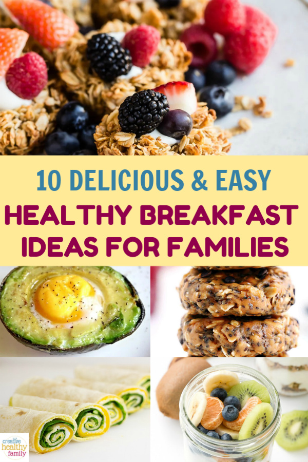 The Best Healthy Breakfast Ideas For Families