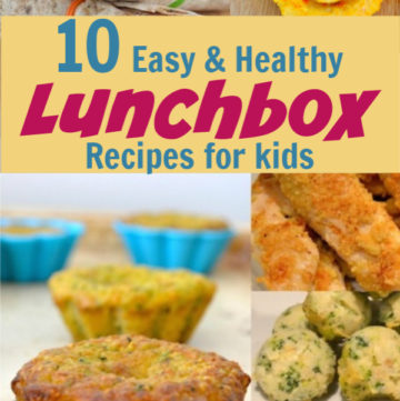 This year guarantee that your kids won't trade away their meals by serving up delicious back to school lunchbox recipes that they'll devour.  They're all healthy, use fresh ingredients and easy to make!