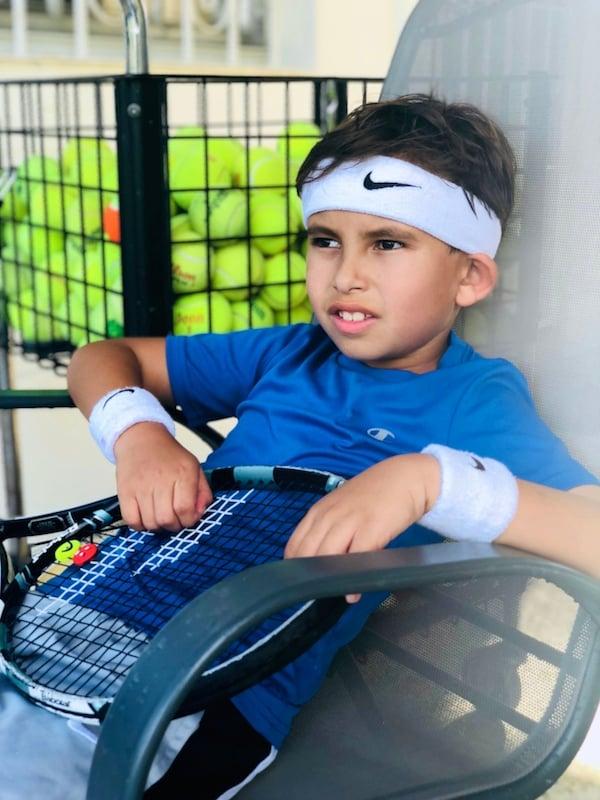 life skills tennis teaches kids patience