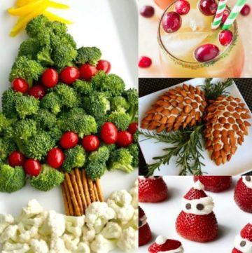 16 Fun Christmas Food Ideas