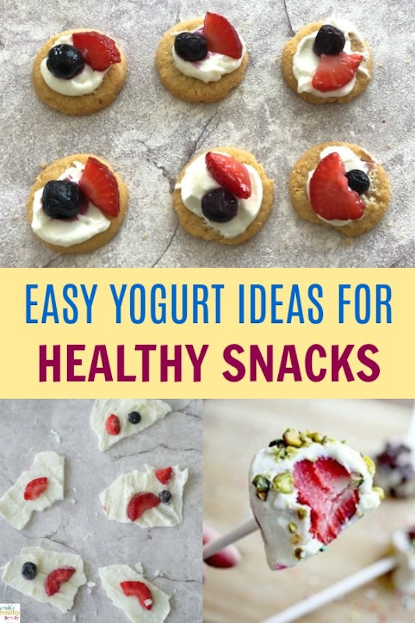 easy yogurt ideas