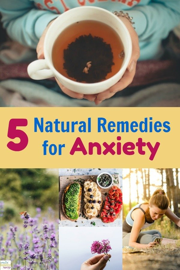 5 natural remedies for anxiety