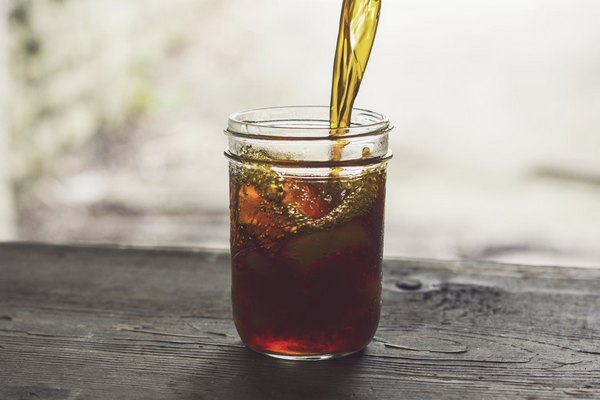 ice tea better than diet drinks