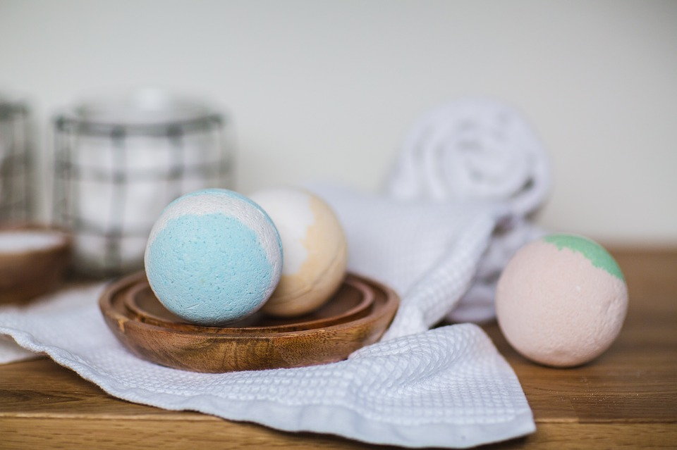 bath bombs natural home
