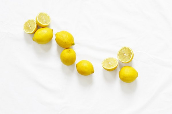 lemons for a natural home