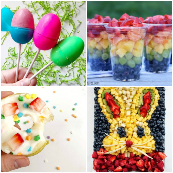 easter and spring fun recipes