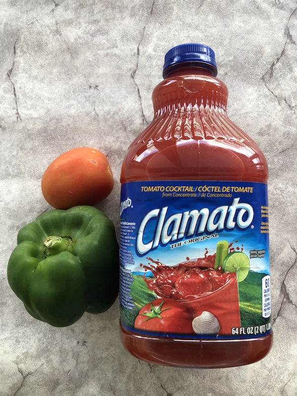 clamato tomato cocktail
