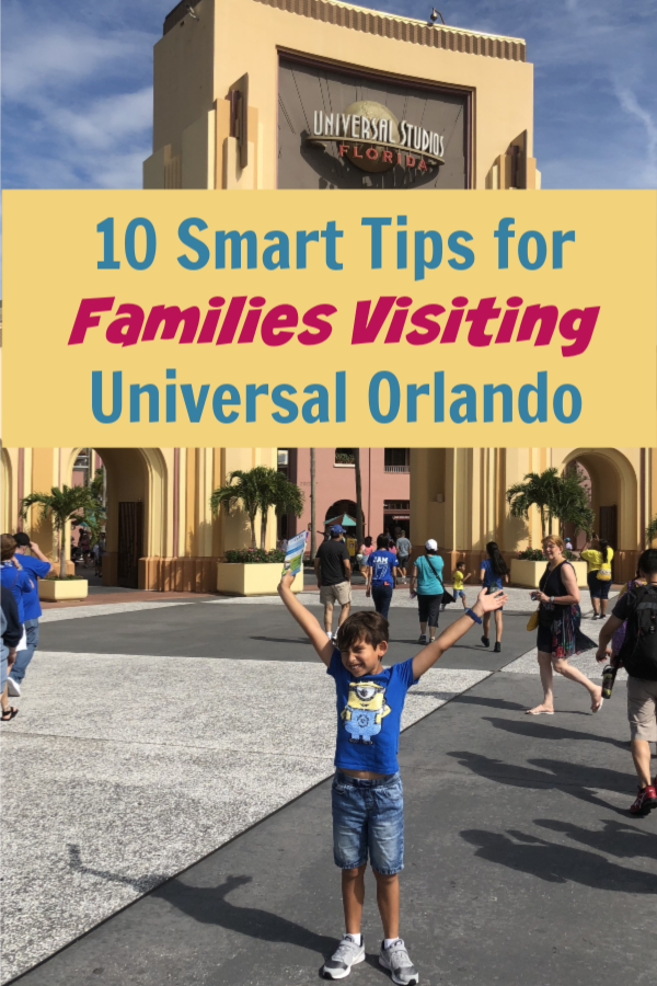 Visiting Universal Orlando for your next family vacation? You won't want to miss these top 10 insider tips for saving time & making the most of your stay!