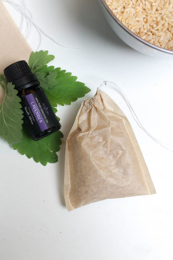 DIY Natural Scented Sachets You Can Use