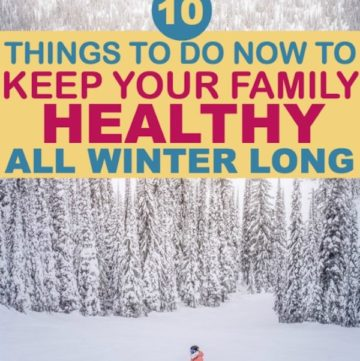 family healthy winter