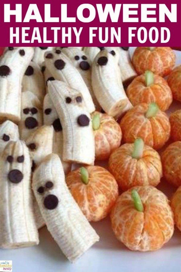halloween fun food ideas for families