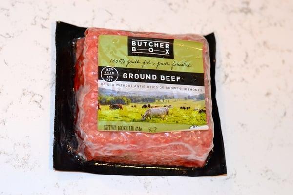 Butcher Box Ground Beef