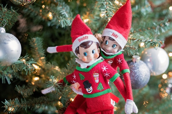 Should you come clean about Elf on the Shelf and Santa?