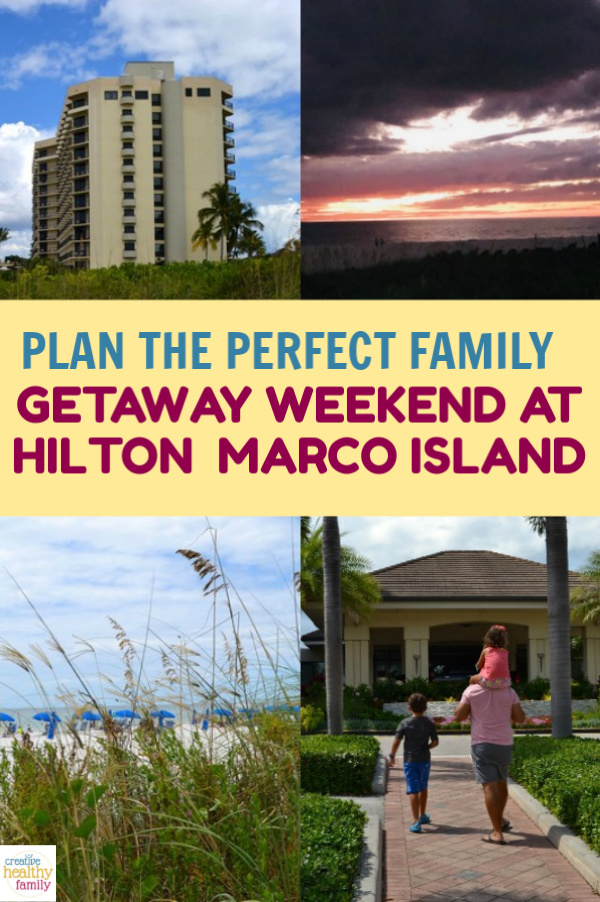 If you're planning a trip to Florida's Paradise Coast & need a great place to stay on the beach, check in to the Hilton Marco Island! Find out why!