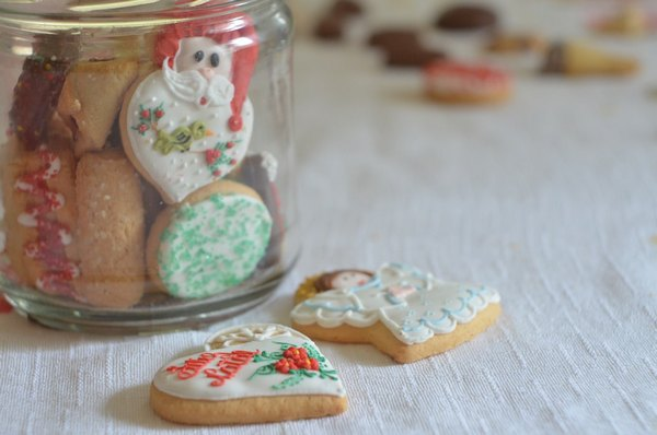 Healthy Holiday Hacks for better cookies