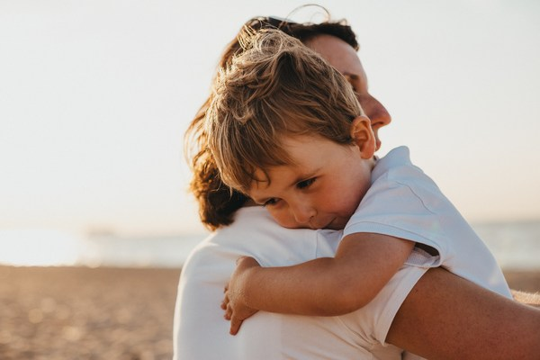 Forcing Kids to Give Hugs Negates All Our Lessons about Consent & Personal Autonomy