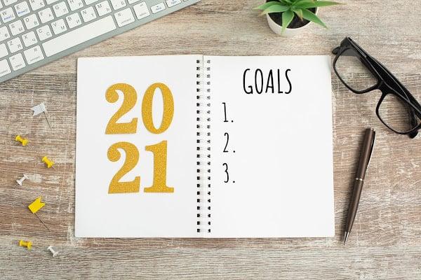 new years goals