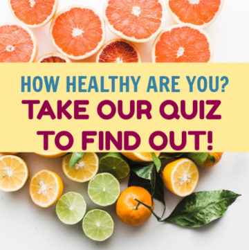 Think you're living the healthiest lifestyle possible? Find out if your right! Take our quiz to discover just how healthy you really are!