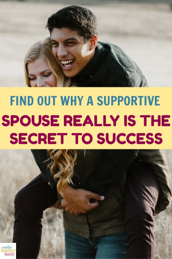 A supportive spouse is one of the most important ingredients in the success formula. You know it, and now psychology proves it, too! Read on to learn more about the fascinating study!