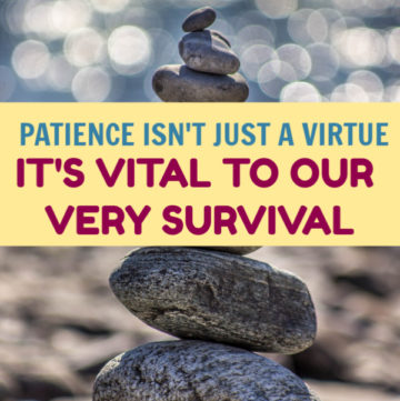 Patience isn't just a virtue, it's absolutely essential to our physical and mental well-being. Read on to learn why it can even help save our lives.