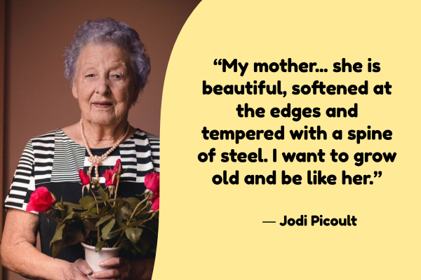 Quote about how much mom means to us