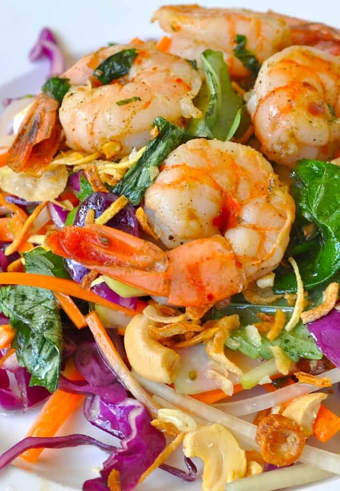 summer recipes paleo shrimp