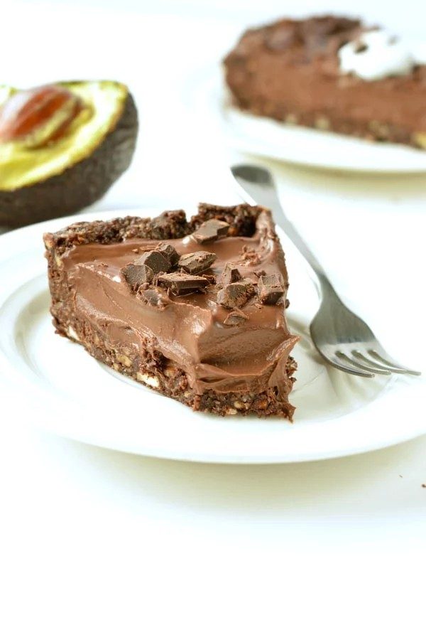 Chocolate cream pie keto vegan recipes