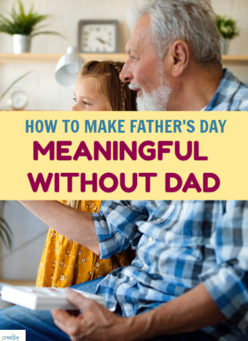 For the millions of kids growing up without dad, grandfathers and uncles make Father's Day meaningful. Read on to learn why.