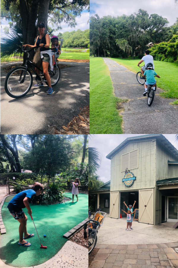 Omni Amelia Island Resort activities