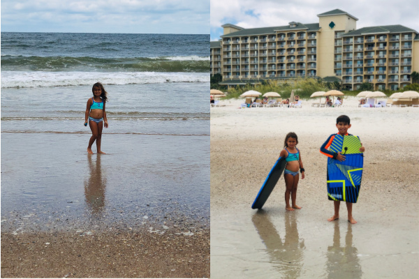 Omni Amelia Island Resort beaches