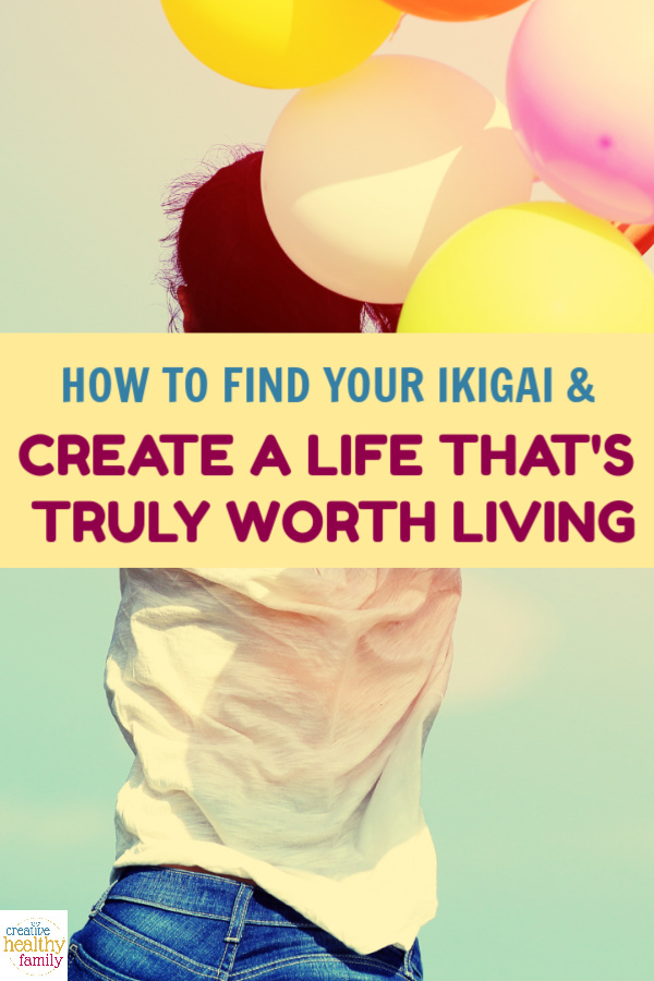 Finding your Ikigai helps you create a life that's truly worth living, and may even add years to your longevity! Check out some great tips to help you discover your purpose.