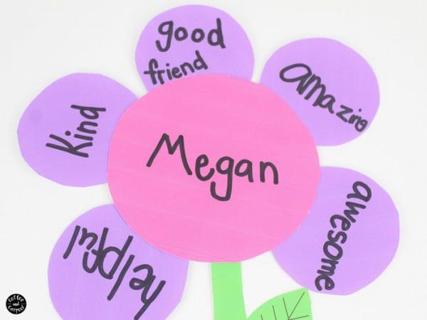 Flower Kindness Craft