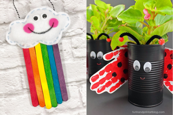 crafts for kids to make for grandparents day
