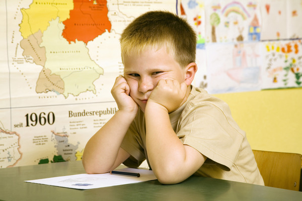 Strong-willed kids more likely to succeed as adults