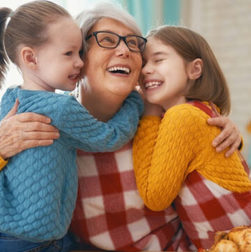 grandchildren keep grandparents healthy