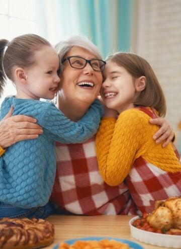 grandchildren keep grandparents healthy