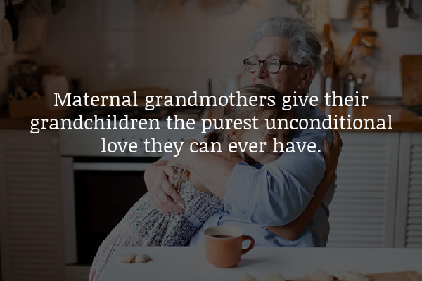 maternal grandmother quote