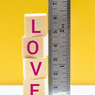 Love isn't just THE true measure of a life well lived, it's the only measure that matters. Let's discuss.