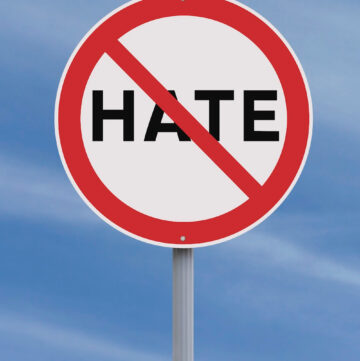 Coping with haters in your life? Let me give you a piece of advice that really helps me: their hatred is almost never actually about YOU…it's about them.