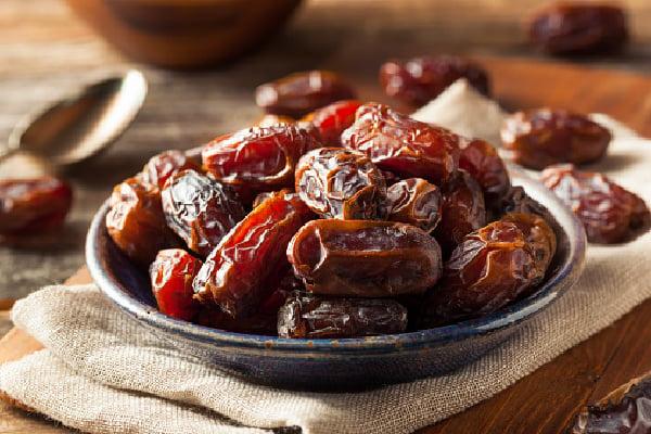 Healthy Ingredient Swaps using dates